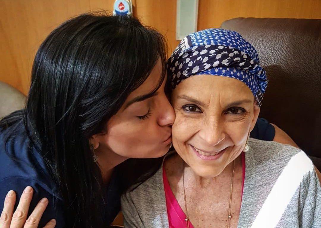 """""""Jesus me faz feliz"""", diz Ludmila Ferber ao celebrar aniversário em meio a luta contra o câncer"""